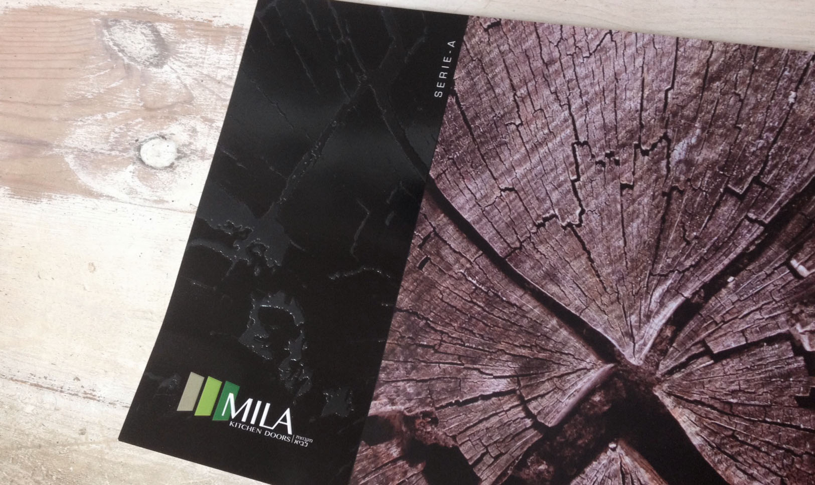 Mila Kitchen Doors