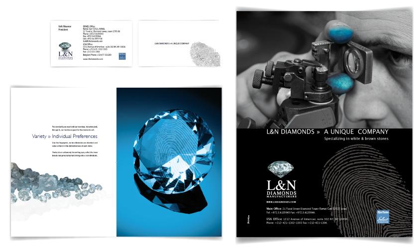 עיצוב גרפי L&N